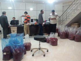 انبار و آزمایشگاه زعفران- قیمت طلای سرخ