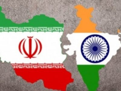 چای زعفران ایران هند