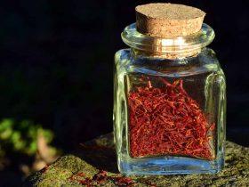 رشد قیمت زعفران پوشال در بورس